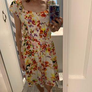 Beautiful spring/summer floral dress